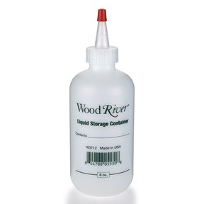 WR 8 oz. HDPE Container