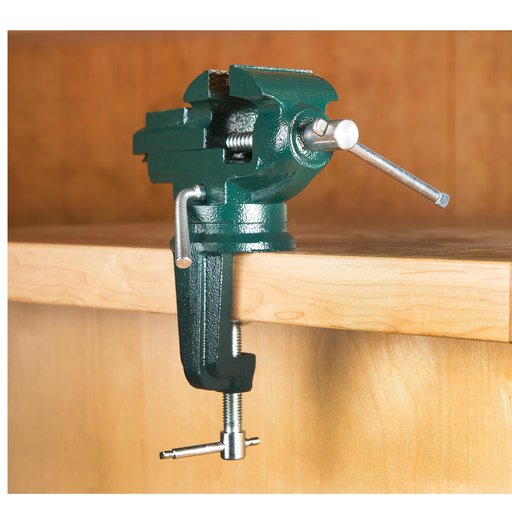 """View a Larger Image of Heavy Duty Table Vise - 2"""""""