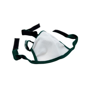 X-Large Dust Bee Gone Mask - Green Edging