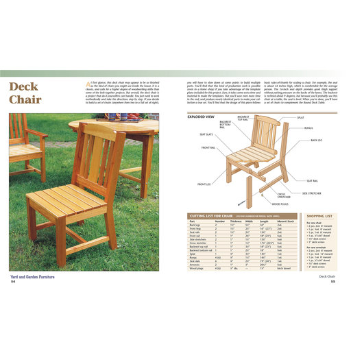 View a Larger Image of Yard and Garden Furniture, 2nd Edition