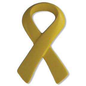 Yellow Ribbon Door Knocker