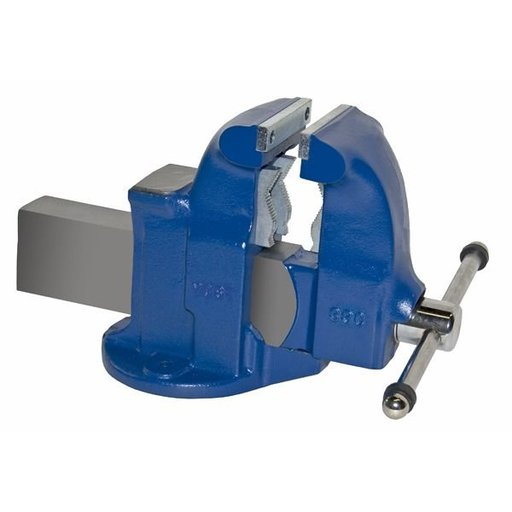 """View a Larger Image of 5"""" Heavy Duty Combination Pipe and Bench Vise with Stationary Base, Model 133C"""