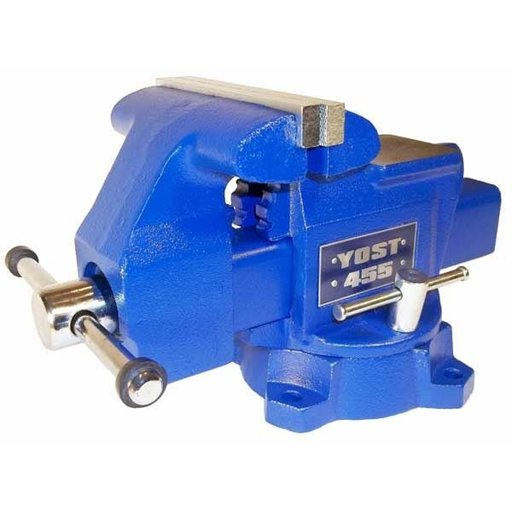 """View a Larger Image of Apprentice Series 5-1/2"""" Utility Bench Vise, Model 455"""