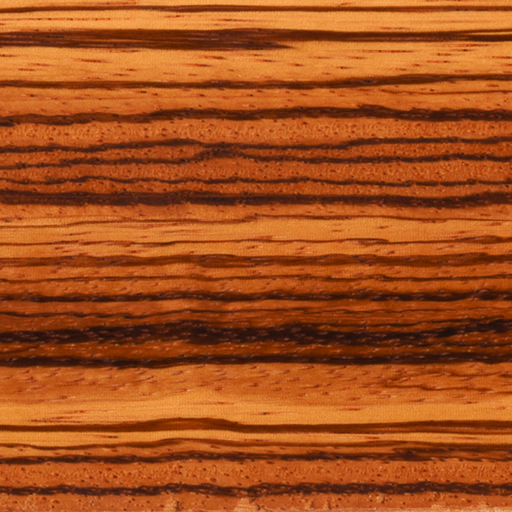 """View a Larger Image of Zebrawood 2"""" x 2"""" x 24"""" Wood Turning Stock"""