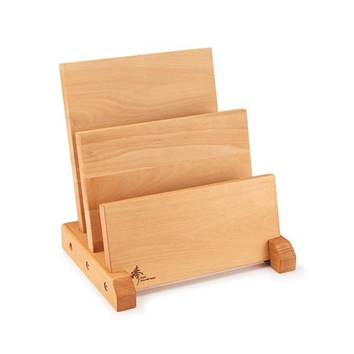 View a Larger Image of ZHEN Knife Holder and Cutting Board
