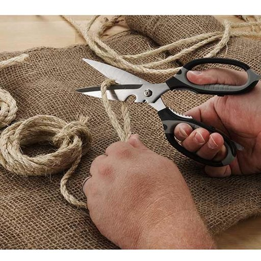View a Larger Image of Stainless Steel Multi-Function Scissors
