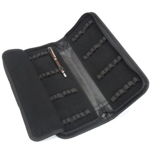View a Larger Image of Zippered Pen Portfolio
