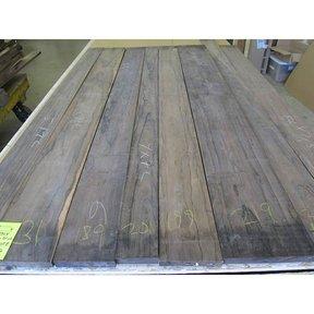 Ziricote Lumber - 4/4,  8 boards